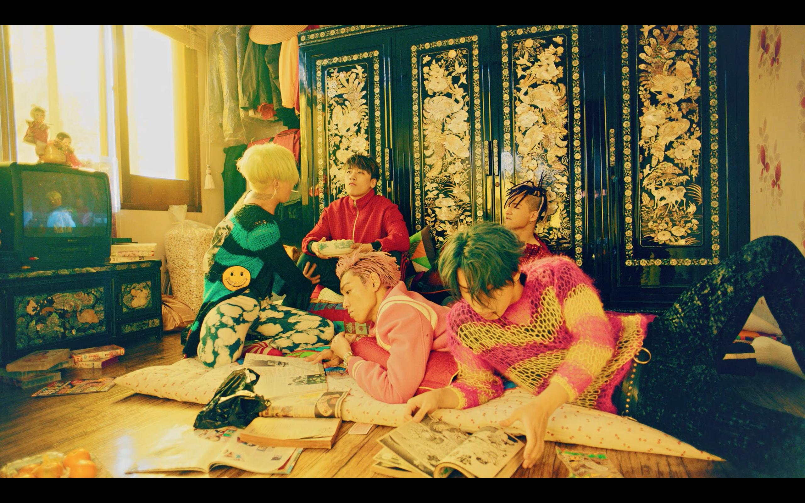 에라모르겠다 M/V 티저영상: BIGBANG - '에라 모르겠다(FXXK IT)' M/V TEASER