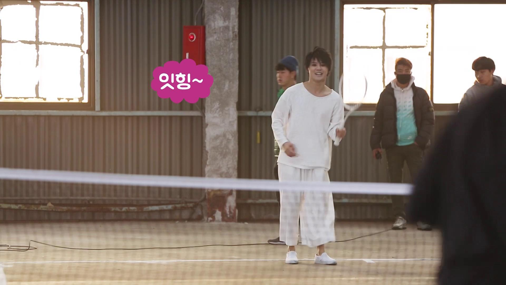 김준수 - 뮤지컬 데스노트 '놈의 마음속으로' MV 촬영현장 비하인드 Film