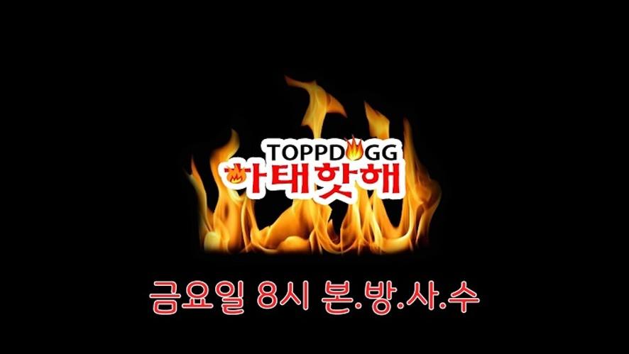 ToppDogg - 탑독의 하태핫해 '브이앱 마지막 예고편...TT'
