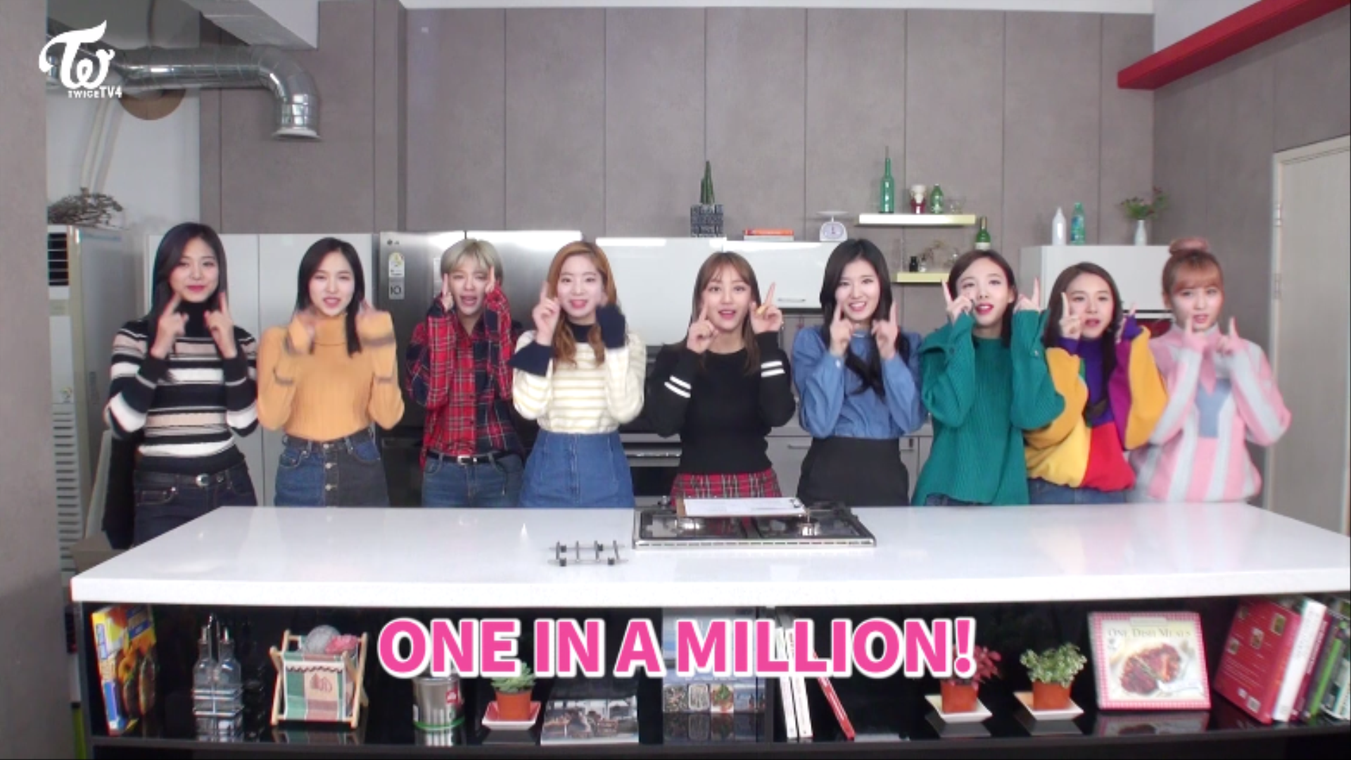 TWICE TV4 EP.07 - TWICE's COOKTIME -