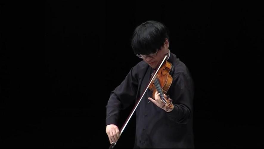 바이올리니스트 권혁주(Hyuk Joo Kwun) - Tzigane(Maurice Ravel)