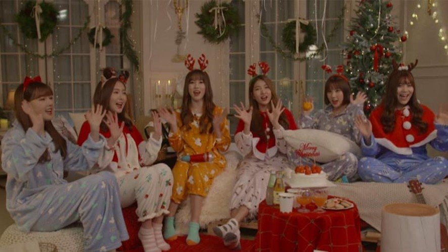 [Replay] Christmas Week EP.1 GFRIEND (여자친구)
