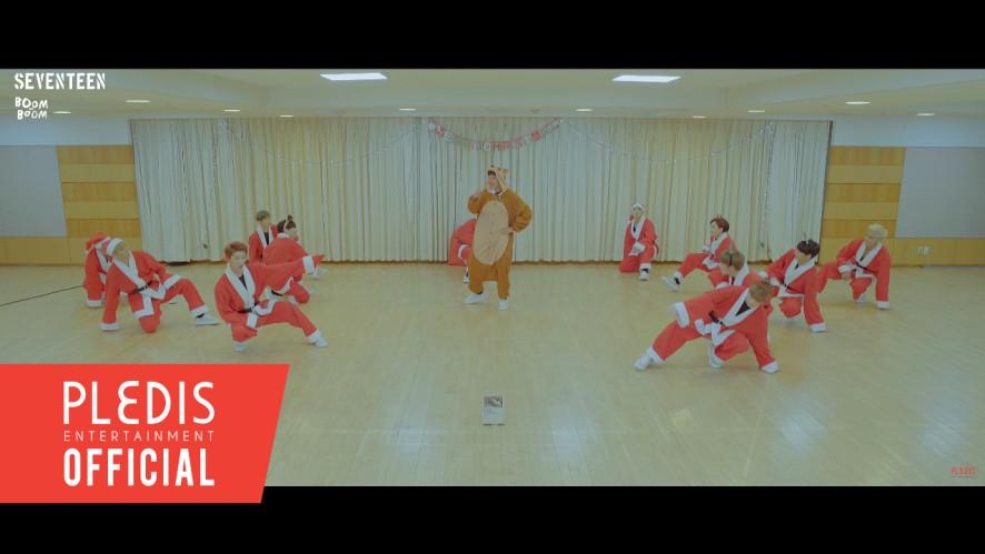 [SPECIAL VIDEO]SEVENTEEN(세븐틴)-붐붐(BOOMBOOM) - SANTA Ver.