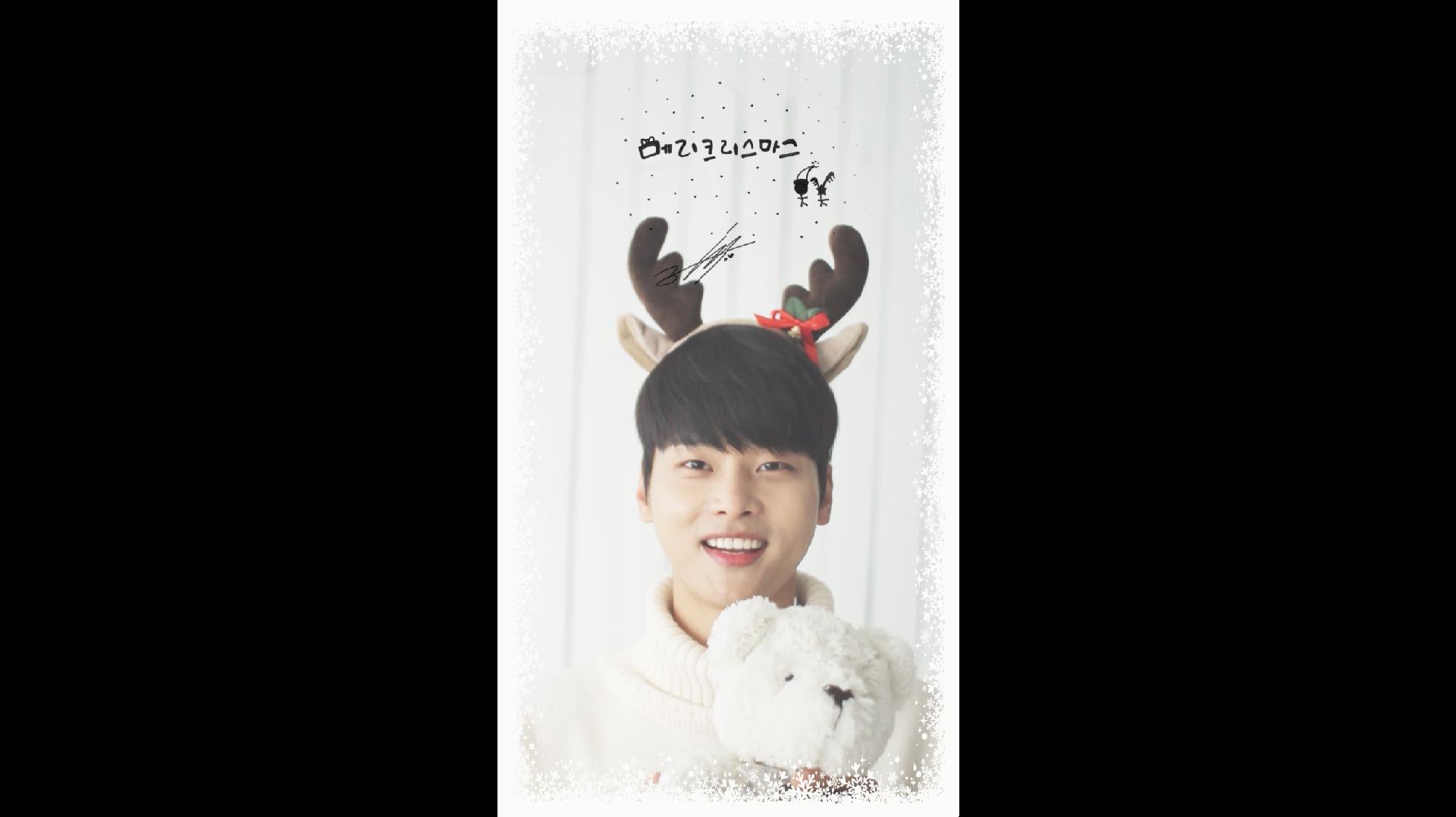 빅스(VIXX) N's Christmas Card (for ST★RLIGHT)