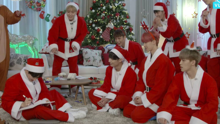 [Replay] Christmas Week EP.4 SEVENTEEN (세븐틴)