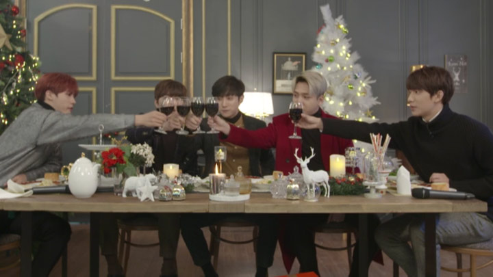 [REPLAY]Christmas Week EP.5 B1A4