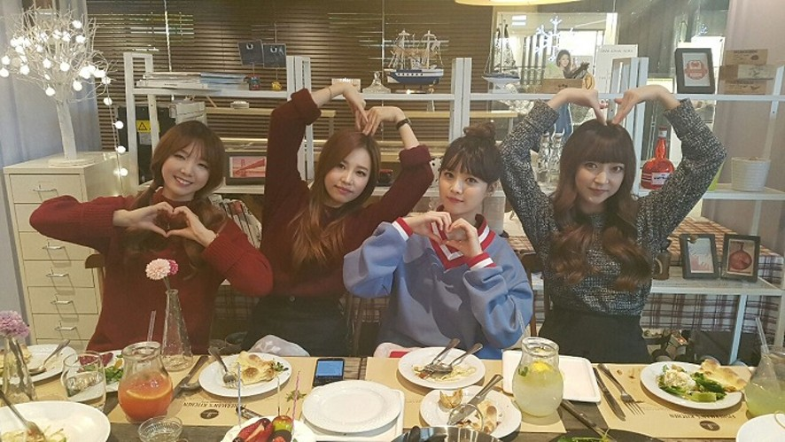 BLOOMY - 블루미 ' 2016년  마무리 해보자'