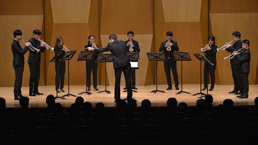 서울시향 바티브라스아카데미 특별 이벤트 - Seoul Phil. Baty Brass Academy Live Perfromance