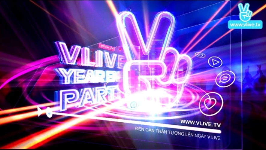 V LIVE YEAR END PARTY 2016 with T-ARA & NCT 127