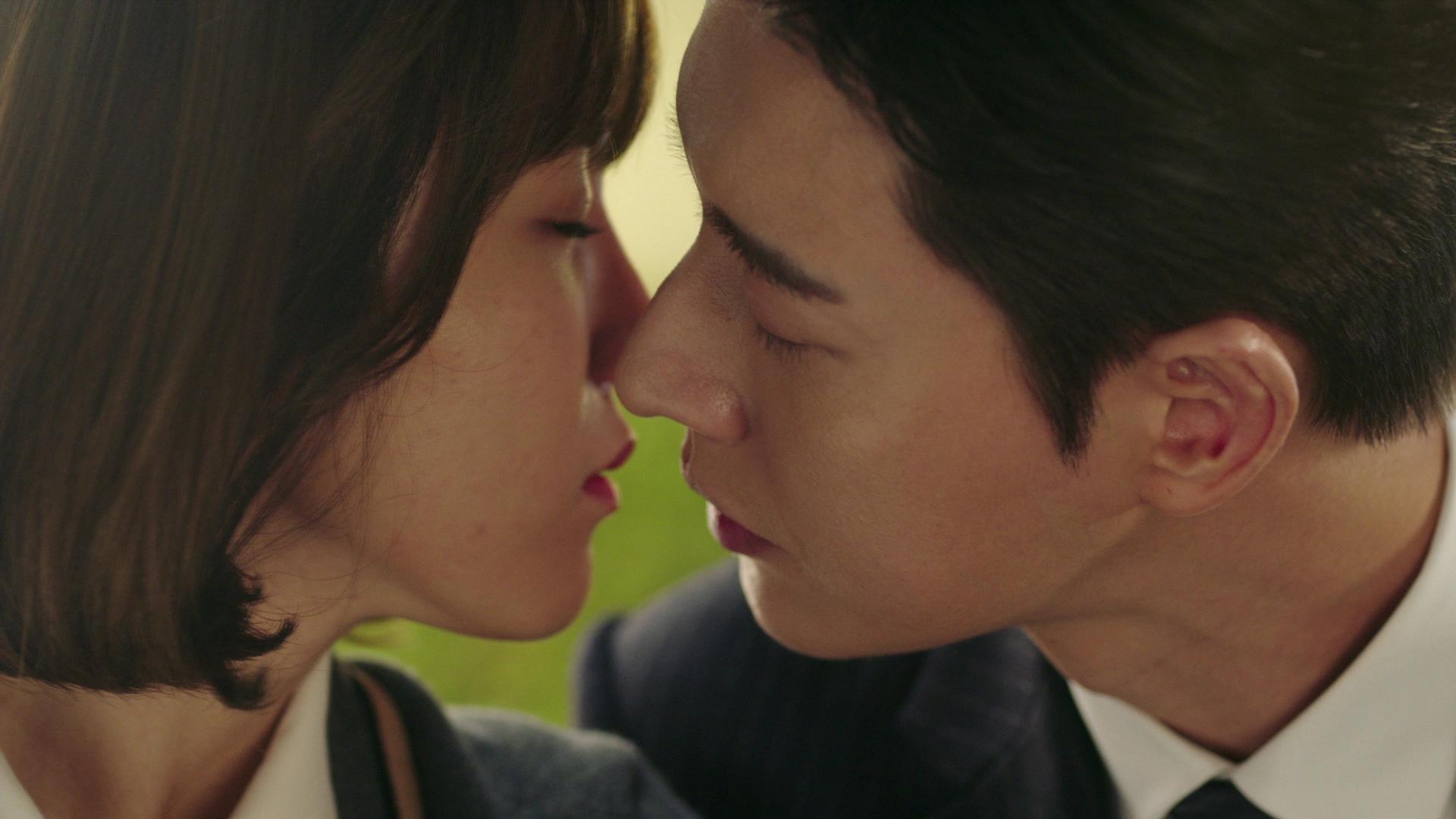 [첫 키스만 일곱 번째] 박해진 엔딩
