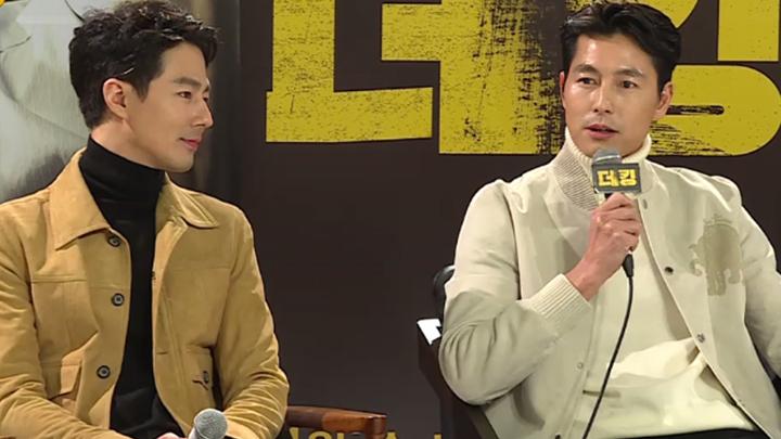 [다시보기] 조인성X정우성X배성우X류준열 <더 킹> 무비토크 라이브 '<The King> Movie Talk LIVE'