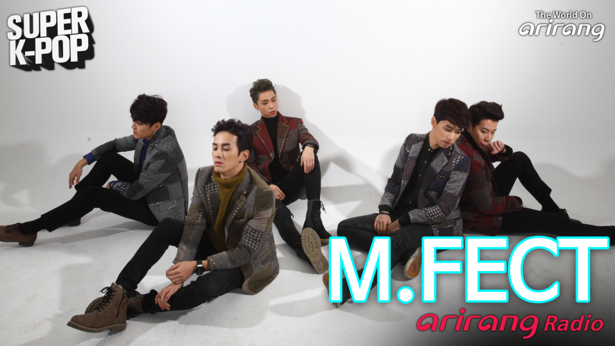 Arirang Radio (Super K-Pop/ M.FECT)
