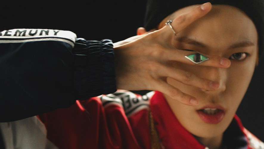 NCT 127_Limitless_Teaser Clip# DOYOUNG 2