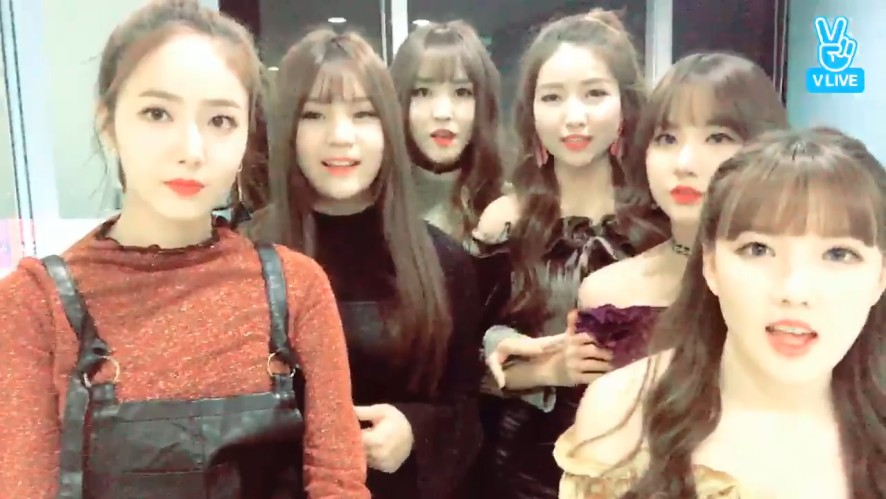 [GFRIEND] 여친이들의 데뷔 초 목소리를 찾아서+새해맞이 별명(GFRIEND's greeting and new nicknames)