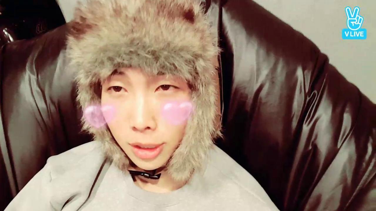 RM's Hello 2017!😘