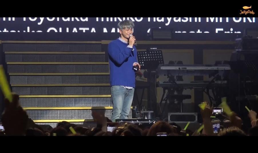 [스타캐스트] 서인국 콘서트 '민트 초콜릿' 하이라이트 영상