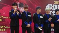 [Showcase] SF9 in Super Star TV Show