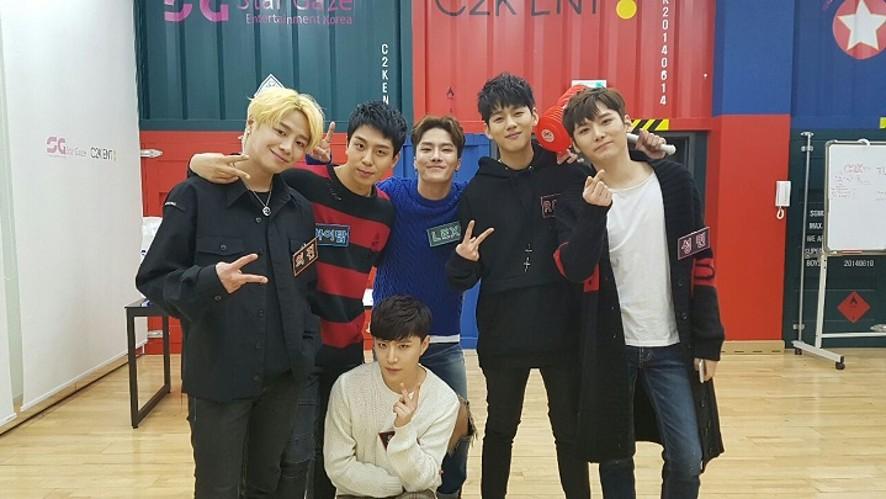 Bigflo - 빅플로 '2017년 새해 LIVE! new멤버 선.공.개!'