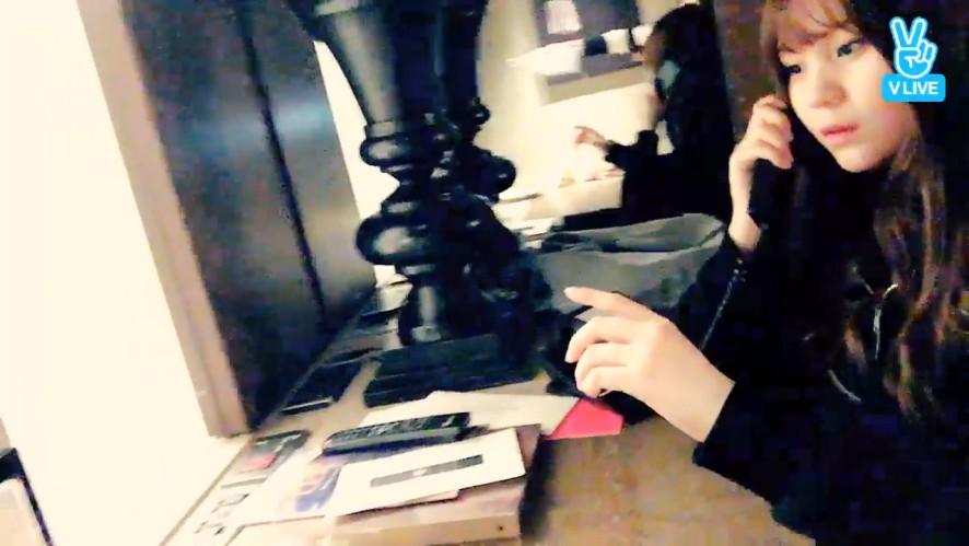 [GFRIEND] 여친이들의 아무마네킹 대잔치! (GFRIEND's mannequin challenge)
