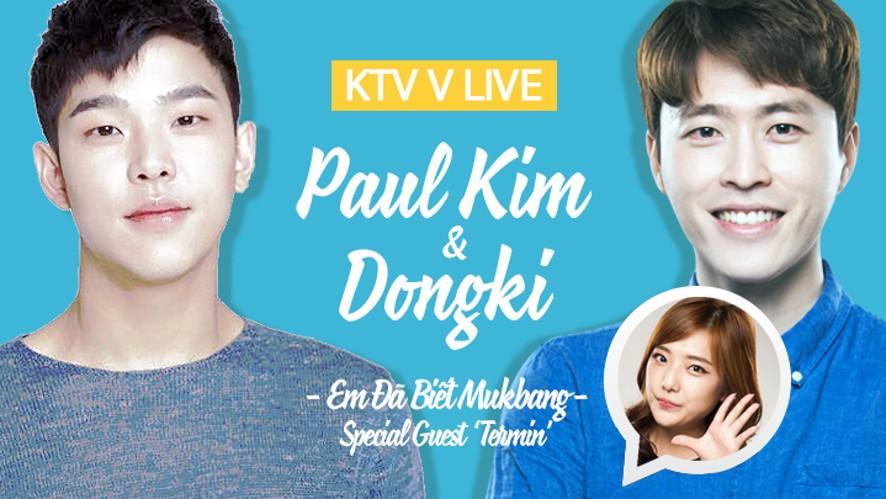 KTV Tập 7: Em Đã Biết Mukbang (with Paul Kim, Termin)