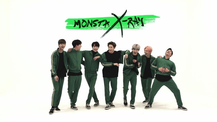 MONSTA X-RAY(몬스타엑스레이) _ 몬스타엑스