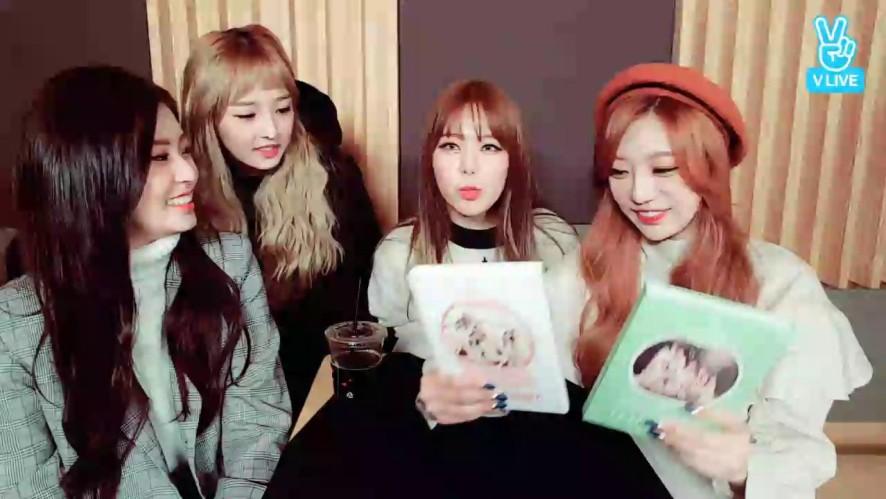 """소나무 (SONAMOO) - 나 너 좋아해? 앨범 개봉기 """"숨디언니와 함께해요~"""""""