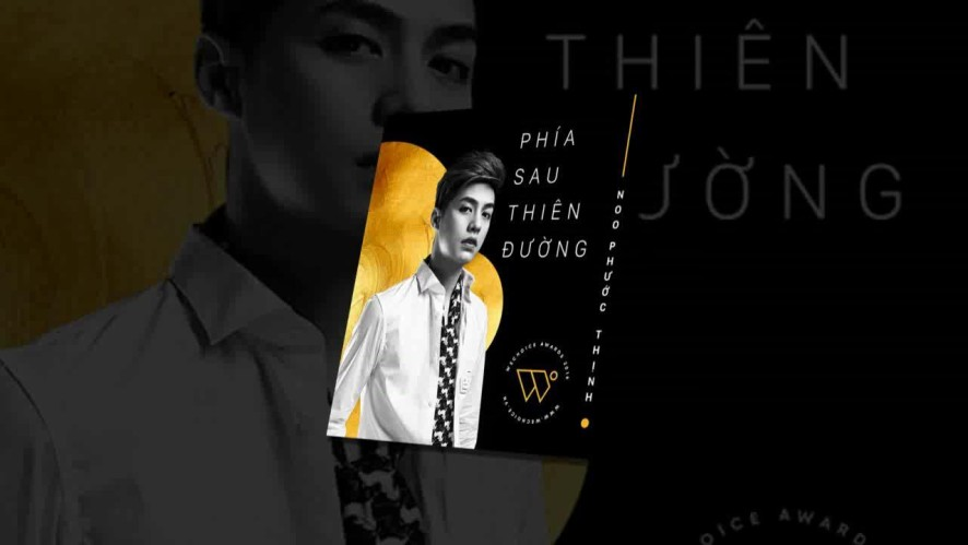 Noo Phước Thịnh   Phía Sau Thiên Đường   Lyrics Video