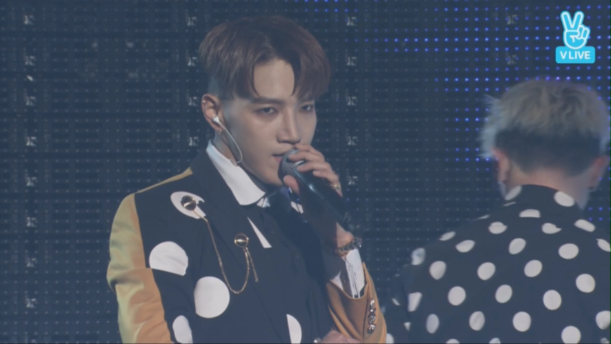 [HIGHLIGHT] no shadow - 'JUN. K SOLO CONCERT Mr. NO♡' Opening Live