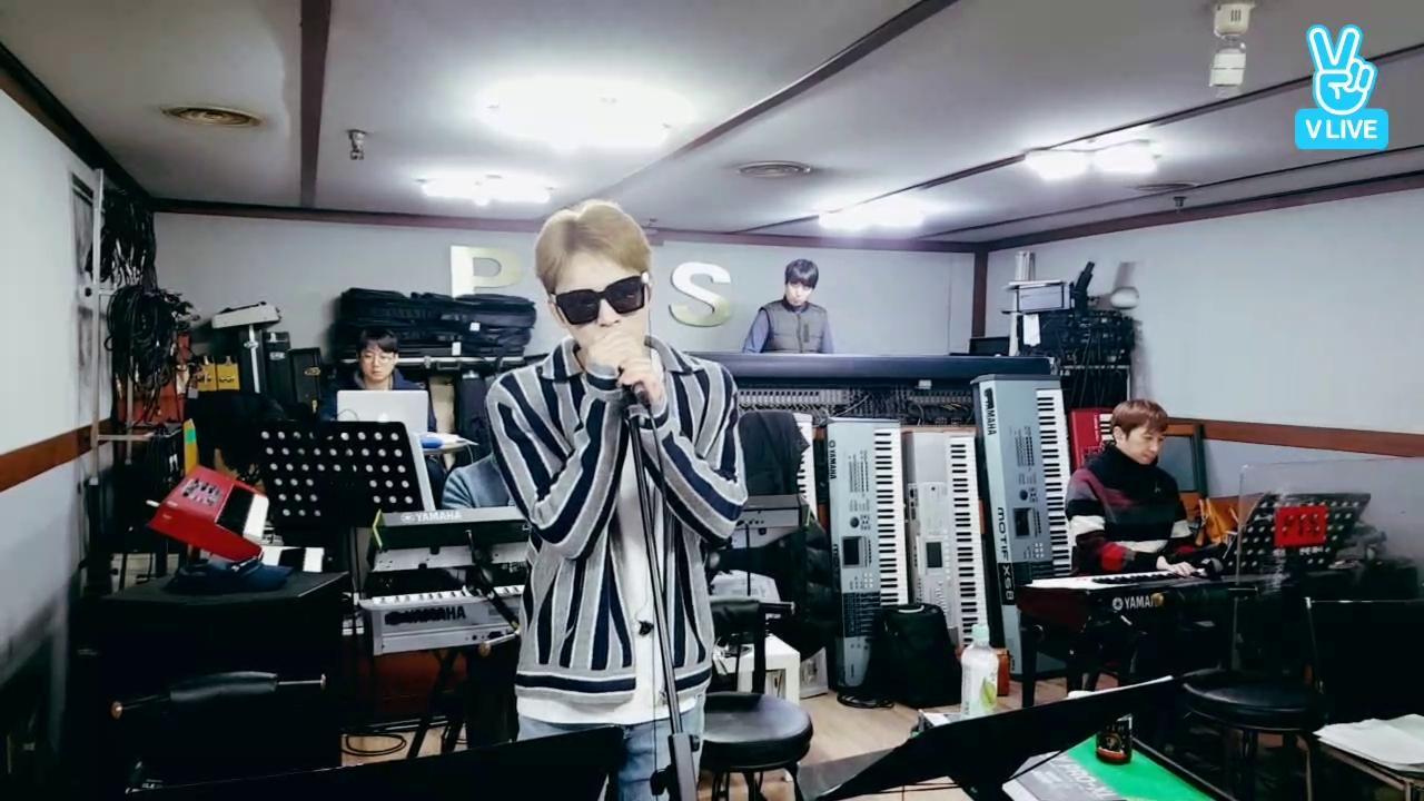 김재중 콘서트 D-3 밴드연습실 습격!