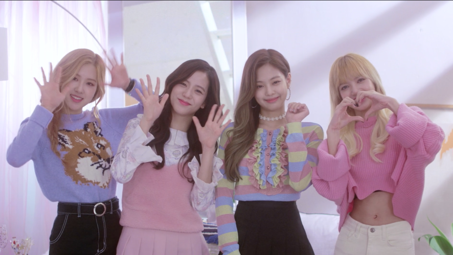 [CH+] BLACKPINK CHANNEL+ OPEN!!