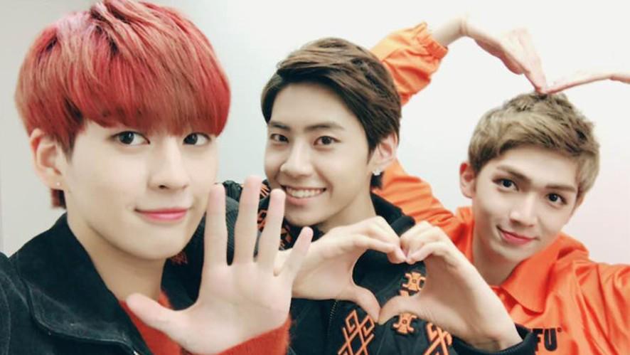 UP10TION 데뷔 500일 경축!♥
