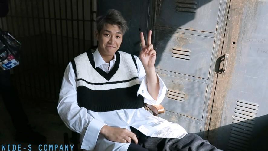 [BEHIND] 김영광 '로피시엘 옴므(L'officiel Hommes)' 화보 비하인드 영상