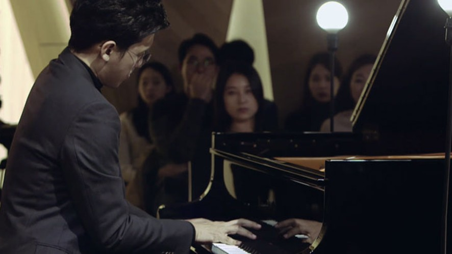 [Full] 피아니스트 김정원의 V살롱 콘서트 <Julius Kim's Salon Concert>