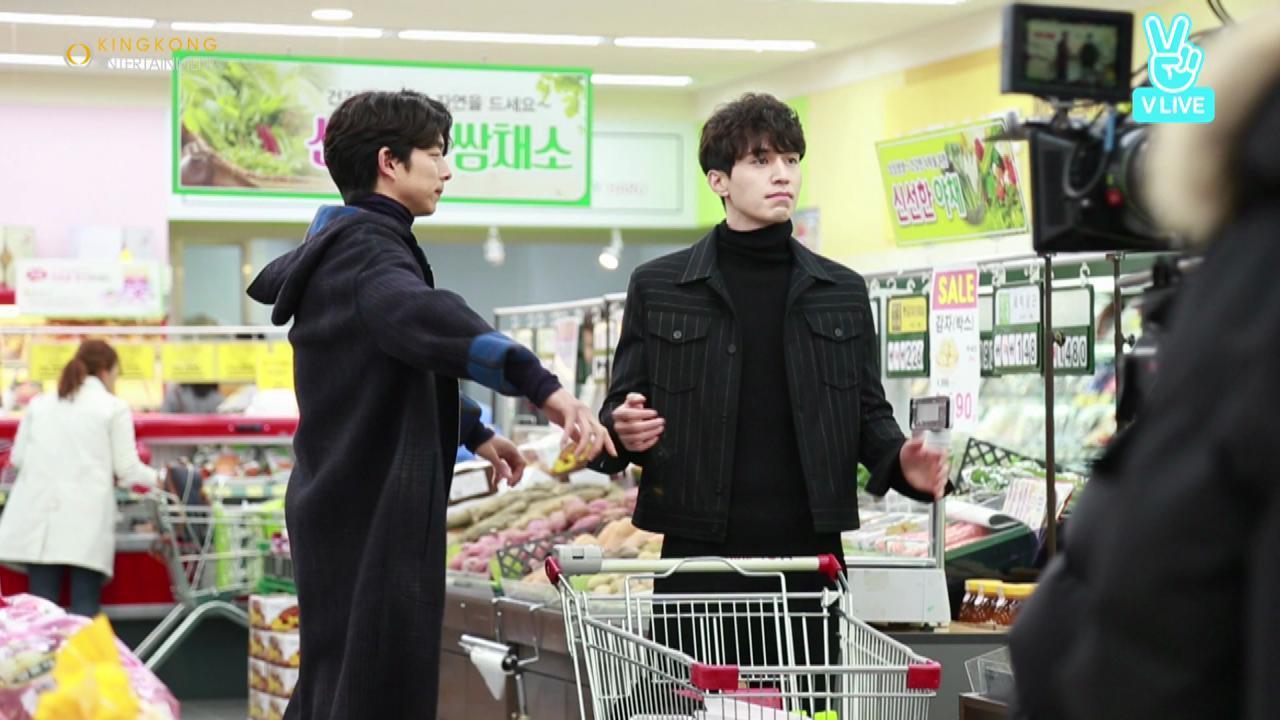 [도깨비/Dokebi]  '저승이' 이동욱 미공개 현장 비하인드