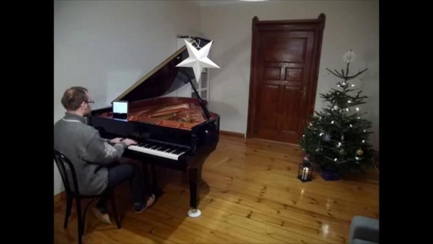 쇼팽 스페셜리스트 파베우 바카레치(Paweł Wakarecy)의 까치 까치 설날은♪