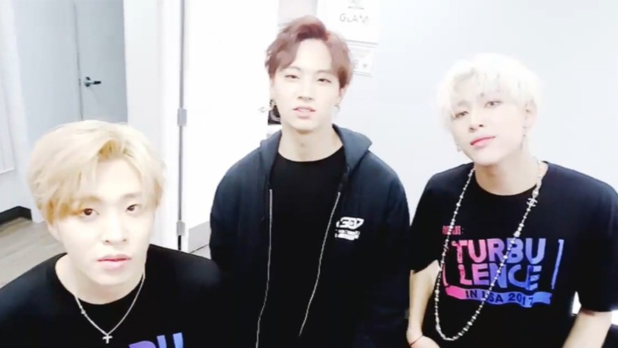 [GOT7] 갓칠이들의 아무말 설날인사ヾ(・◇・)ノ💚(Happy Seollal from GOT7 )