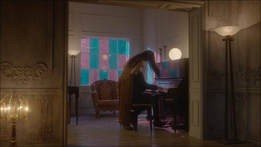 치타 - 'BLURRED LINES (Feat. 한해)' M/V Teaser 2