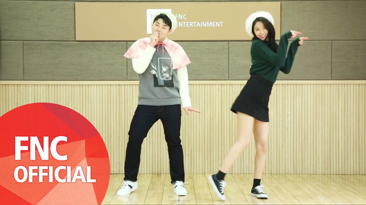 권혁수, AOA 'Excuse Me' 샤우팅 Ver. & 아잉춤 도전!