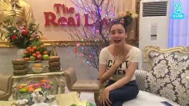 Hồ Quỳnh Hương happy new year 2017