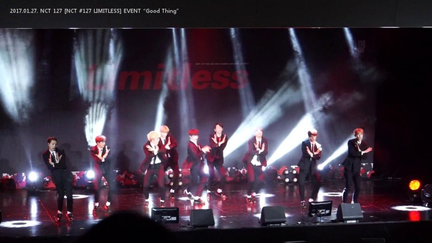 [NCT #127 LIMITLESS EVENT] NCT 127_Mini Fan Meeting_Good Thing