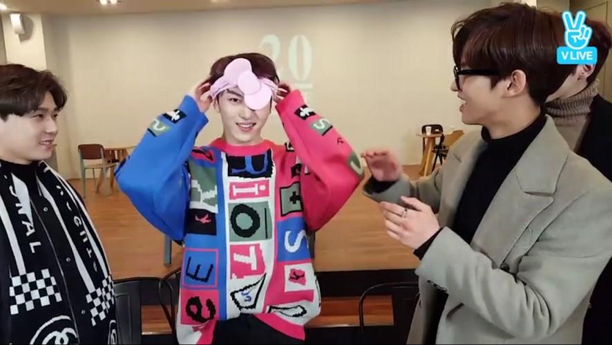 [PENTAGON] 우석유토키노 생일축하해~🎶  (Happy Birthday to WooSeok&Yuto&Kino)