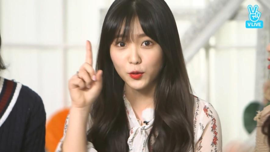 [Red Velvet] 배추쌤의 사투리 교실과 나무늘보가 된 레벨이들(Irene becoming teacher&Red Velvet's spoiler time)