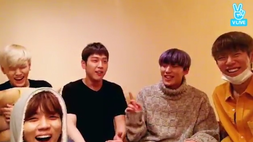 [B.A.P] 종어비의 실체(?)를 알아보자🔍(B.A.P talking about episodes with Jongup)