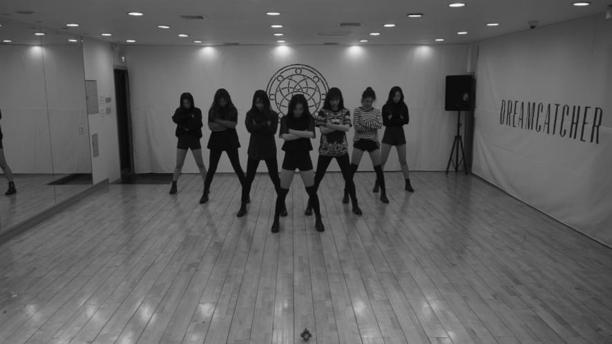 Dreamcatcher(드림캐쳐) Dance Practice 04