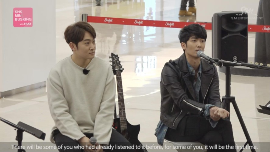 SNS MINI BUSKING with TRAX 트랙스_(1)