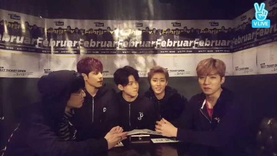 V LIVE - Every DAY6 Concert in February Behind 2