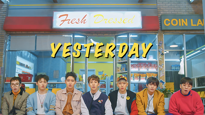 블락비(Block B) - YESTERDAY Official Music Video