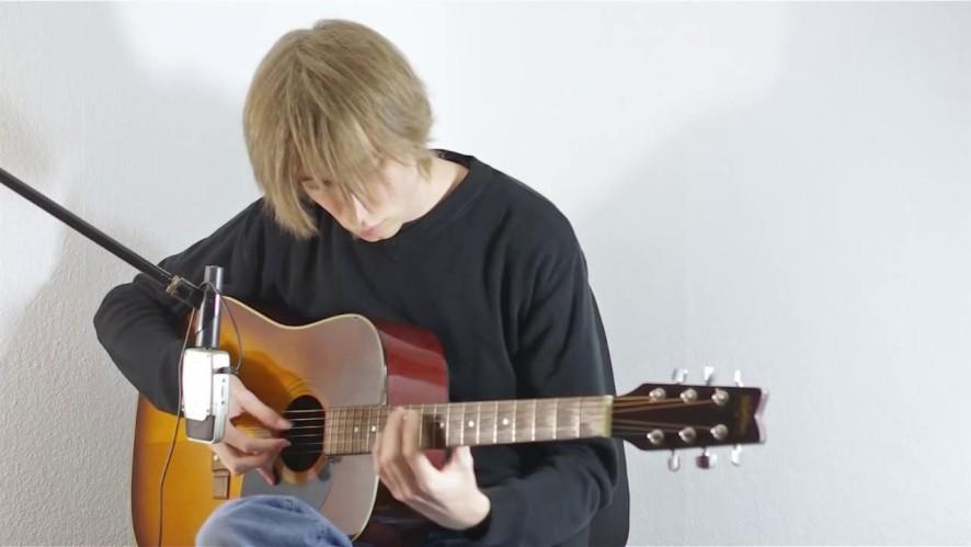 독일 기타리스트 토비아스 빌덴(Tobias Wilden) 'Daybreak' 라이브 연주!