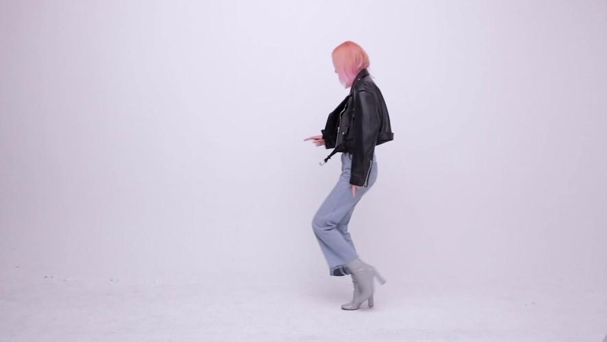 Model IRENE Styling Class - #1 Leather Jacket 모델 아이린의 스타일링 클래스! 제 1화 가죽자켓 스타일링!