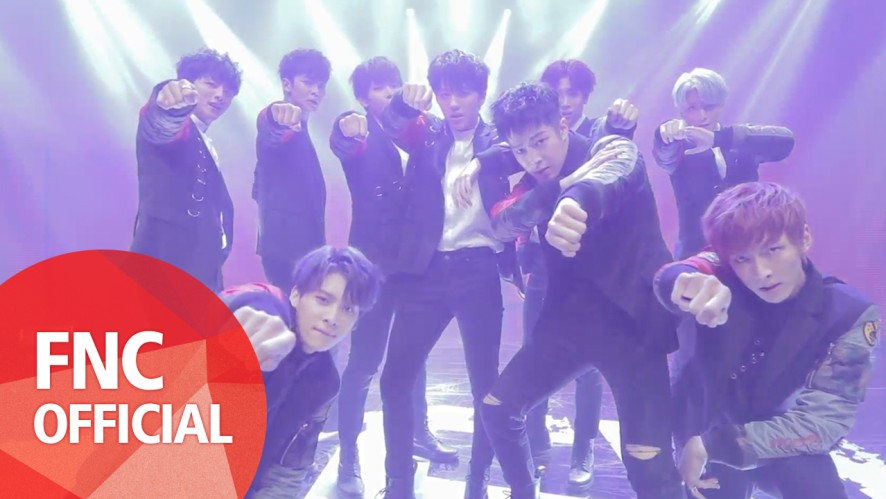 SF9 – 부르릉(ROAR) Performance Video